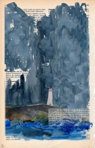Faro ilustrado