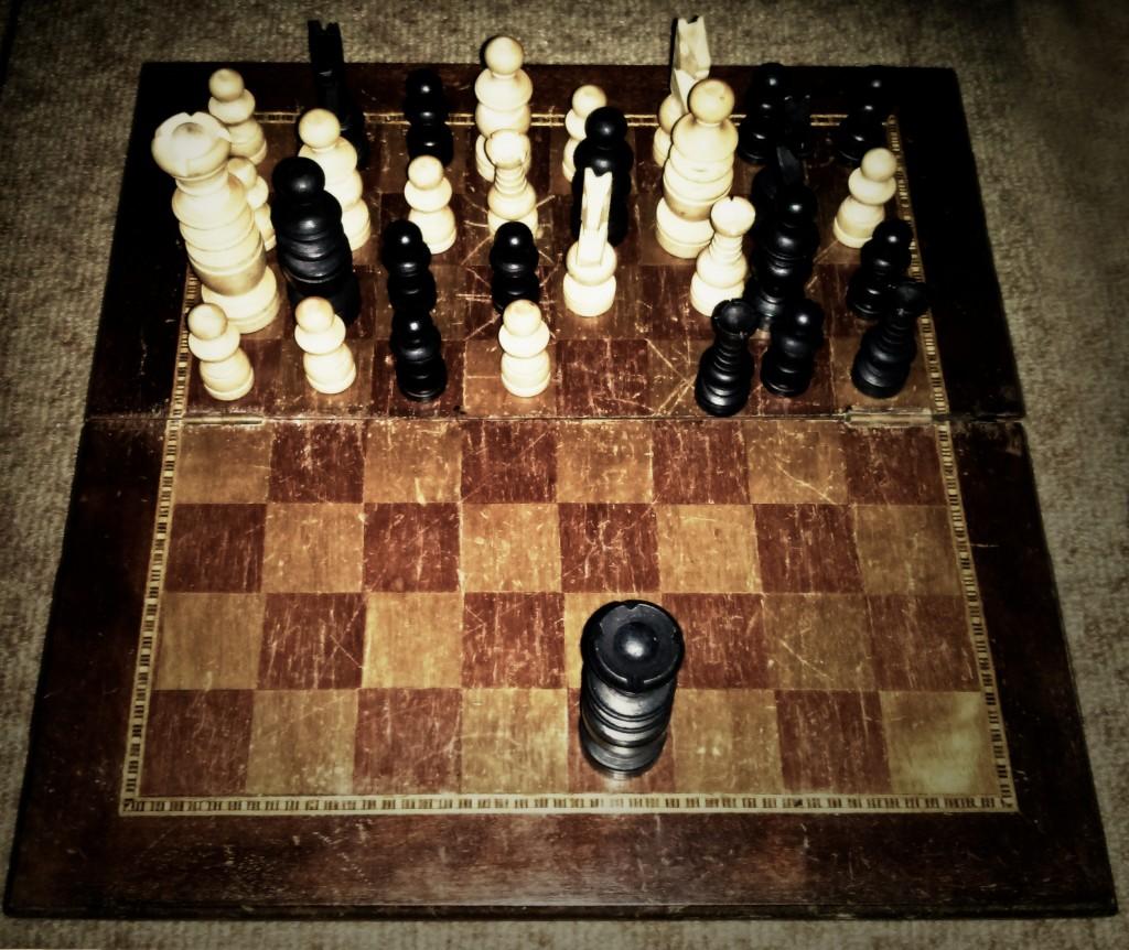 El ajedrez de Scorsese