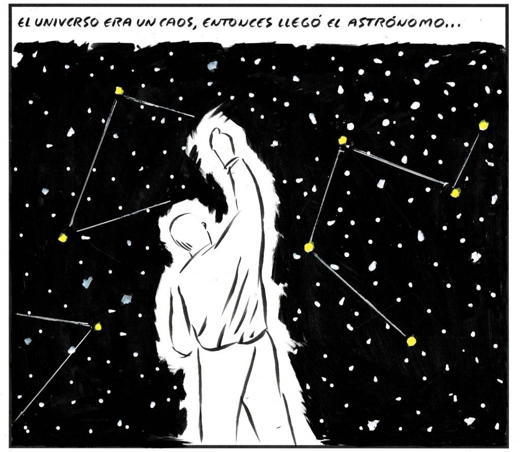 Astrónomo El Roto