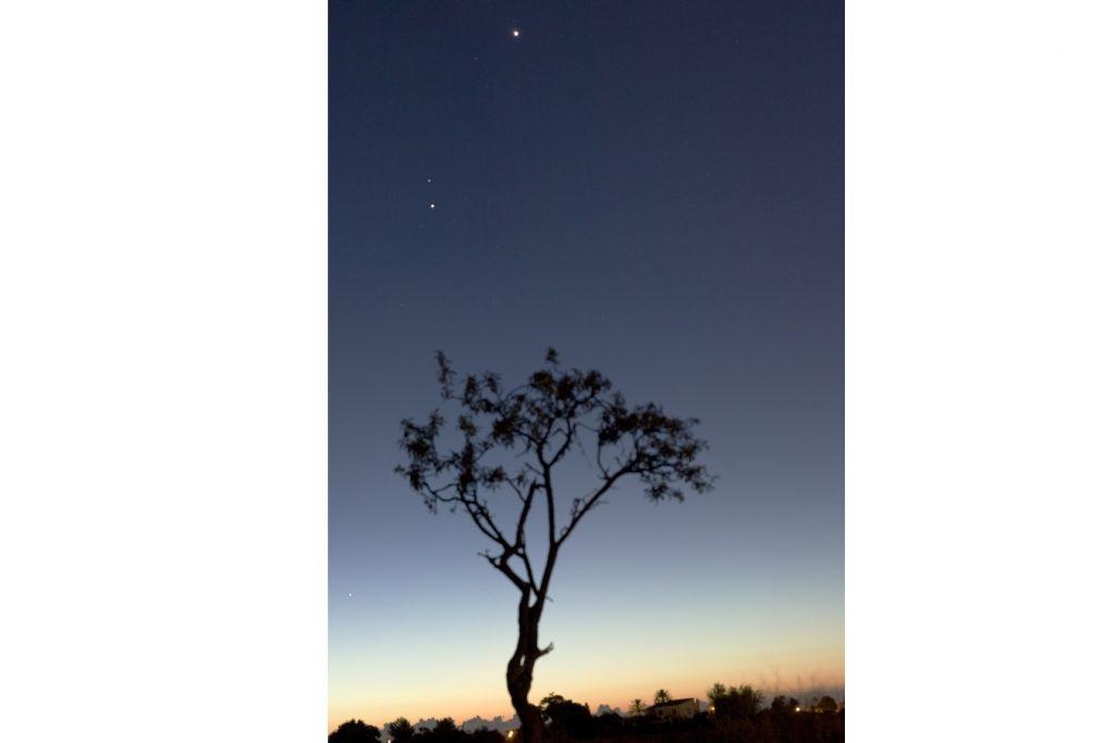 Conjunción-Venus-Marte-Jupiter-Mercurio-Octubre-2015